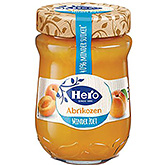 Hero Apricots less sweet 295g