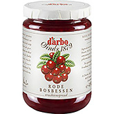 D'arbo Red blueberry fruit spread 450g