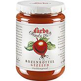 Confiture D'arbo Rose Musquée fruit 450g