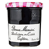 Bonne maman Blueberries and cassis jam 370g