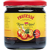 Frutesse Syrup rinse apple 450g