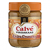 Calvé Pindakaas extra crunchy 350g