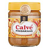 Calvé Erdnussbutter Stücke Erdnuss 350g