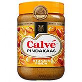 Morceaux de cacahuètes au beurre de cacahuètes Calvé 650g
