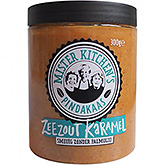 Caramel au sel marin au beurre de cacahuète de Mister kitchen 300g