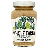 Terre entière beurre de cacahuète croquant 454g