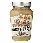 Terre entière beurre de cacahuète lisse 454g