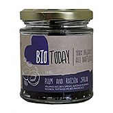 BioToday Plum and raisin spread 160g