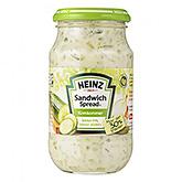 Pâte à tartiner Heinz Concombre 300g