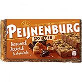 Peijnenburg Caramel au sel de mer et au chocolat tranchés 320g