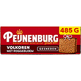 Peijnenburg Whole grain sliced XL 485g