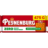 Peijnenburg Zero% sugar added 475g