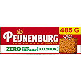 Peijnenburg Zero% sugar added sliced 485g