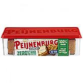 Peijnenburg Zero% de sucre ajouté paquet de stockage en tranches 475g