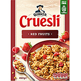 Quaker Cruesli red fruits 500g
