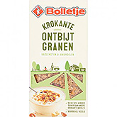 Bolletje Bolletje Crispy morgenmadsprodukt hasselnødder og mandler 375g 375g