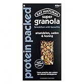 Eat Natural Spis naturlige Super granola mandelfrø og honning 400g 400g