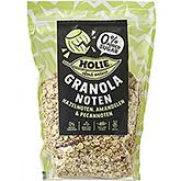 Holie Holie Granola nødder 350g 350g