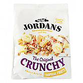 Jordans Crunchy tropical fruits 600g