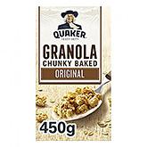 Quaker Quaker Granola tykt bagt original 450g 450g