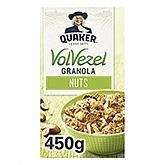 Quaker Quaker Granola nødder 400 g 400g
