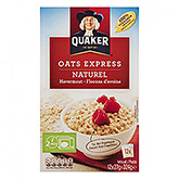 Quaker Oats express oatmeal natural 324g