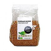 Raw organic food Lijnzaad blond 500g