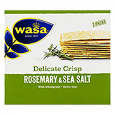 Wasa Delicate crisp rosemary and sea salt 190g