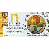 Nairn's Nairns Superfrøede fuldkerner-krakker 137g 137g