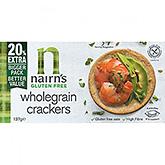 Nairn's Nairns Wholegrain-kiks 137g 137g