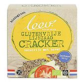 Leev Linseed cracker oats 110g