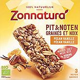 Zonnatura Pit et noix de pécan vanille 75g