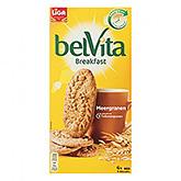 Petit déjeuner multigrain Liga Belvita 300g