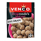 Venco Droprondo's sweet 250g