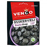 Venco Sugarfree sweet licorice soft sweet 100g