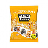 Autodrop Naughty licorice salmiak donders 160g