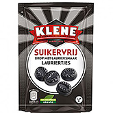 Klene Sugar-free licorice with bay leaf flavor bay leaves 105g