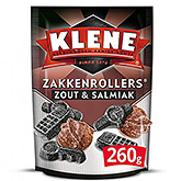 Klene Pickpockets sel et salmiak 250g
