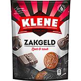 Klene Zakgeld sweet and salty liquorice 260g