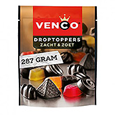 Venco Droptoppers soft and sweet 276g