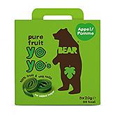 Bear Yoyos pure fruit appel 100g