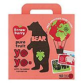 Bear Yoyos pure fruit strawberry 100g