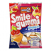 Smilegummi Fruit en yoghurt 250g