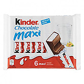 Kinder Børns chokolade maxi 126g 126g