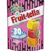 Fruittella Frugt og lakris 120g