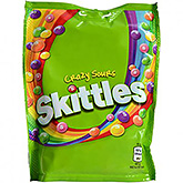 Skittles Crazy sours 174g