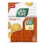 Tic Tac Orange 2x49g 98g