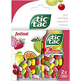 Tic Tac Festival 2x49g 98g