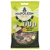Napoleon Duo licorice fruit balls acid 175g
