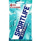 Sportlife Extra mint 4x17g